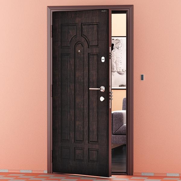 металлические защитные двери