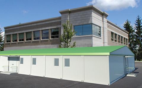 Медицинские модульные здания